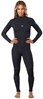 Roxy Woman's Ignite 4/3mm Full Chest Zip Wetsuit Welded Seams - ARJW100010-KVD0