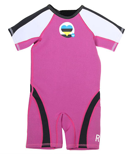 Roxy Syncro 1.5mm Girls Toddler Springsuit - Pink - SA218CF-PNK