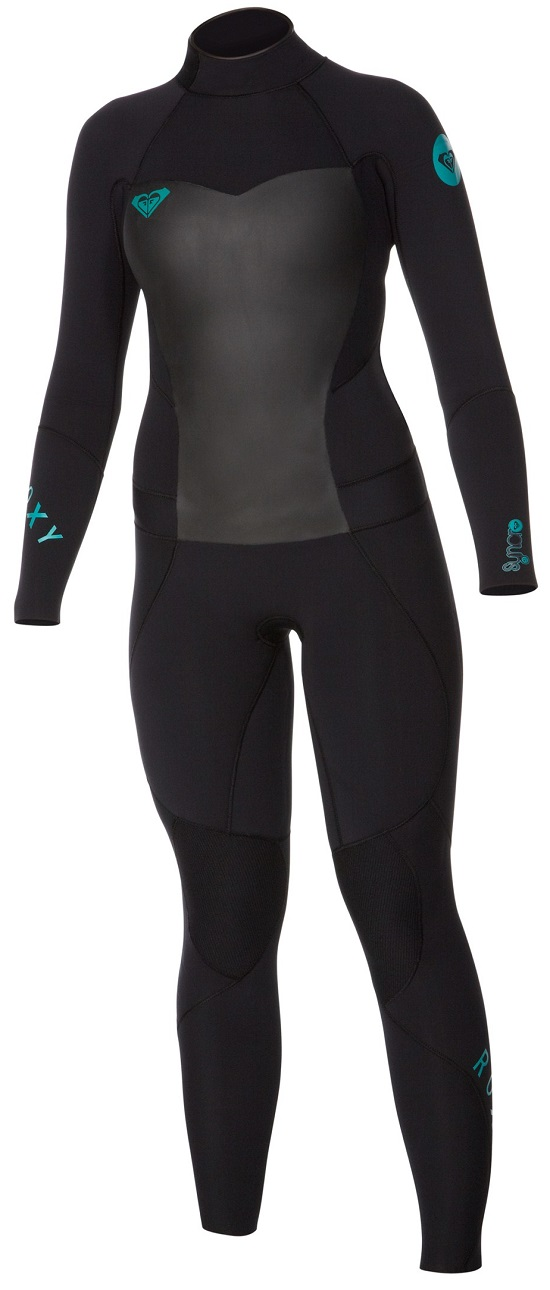 Roxy Syncro 5/4mm Women's Wetsuit COLD WATER - BEST SELLER Black