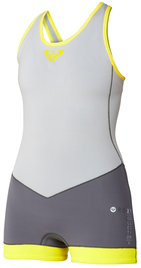 Roxy XY Spring suit Cross Back Short John Wetsuit Women
