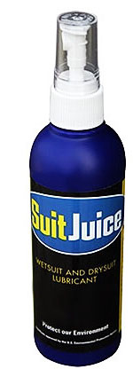 Wetsuit Lubricant North Shore Suit Juice 8 oz -