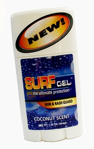 SURF GEL ANTI-RASH STICK 1.75oz cocunut scent Surf Gel - SG001