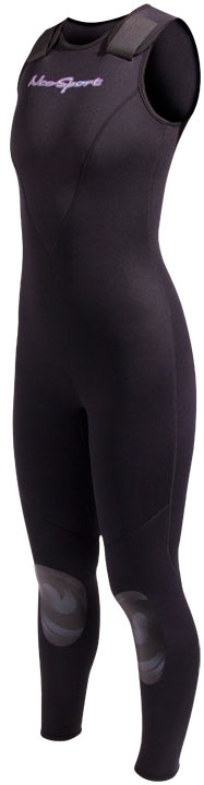 5mm NeoSport Women's Long Jane Wetsuit Long John Diving
