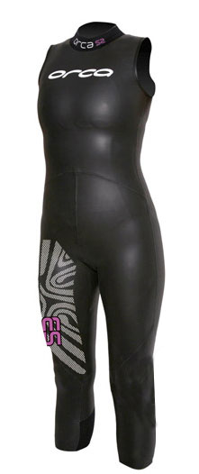 Orca Women's S3 Sleeveless Wetsuit Video Description! - WWS3S10