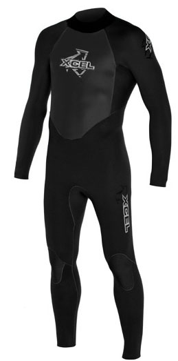 Xcel Wetsuit 3/2mm ll Thermolite SALE! - MX32XF2-9BLA