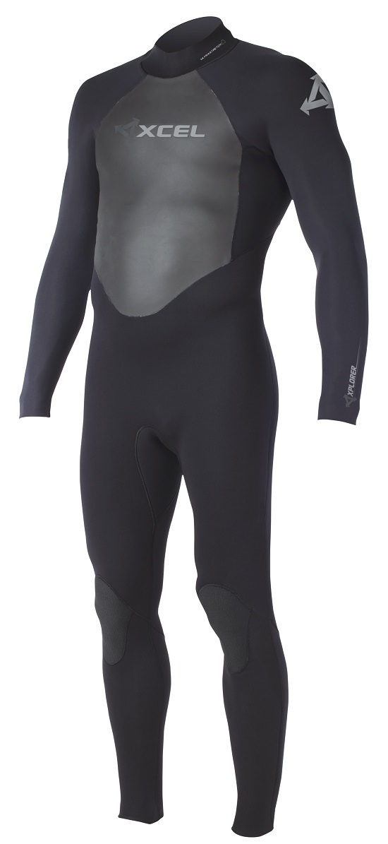 Xcel Men's Explorer OS 5/4mm Wetsuit
