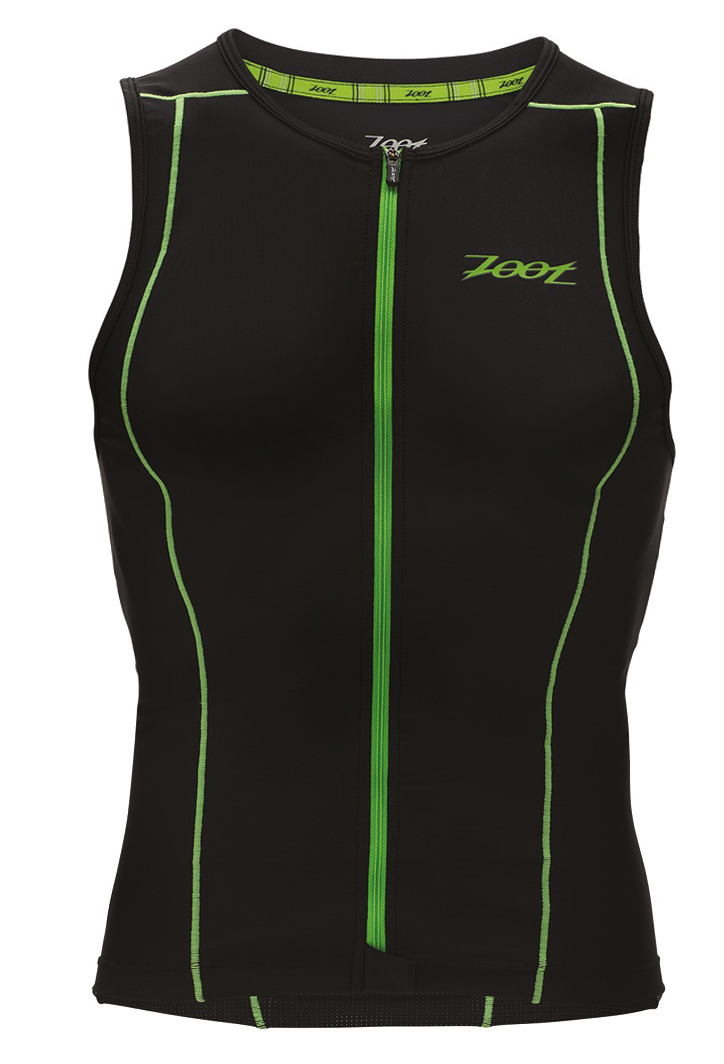 Zoot Men's Performance Tri Full Zip Tank - Z1406021