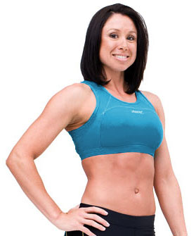 Zoot Women's TRIfit Bra Top Sports Bra Mermaid -