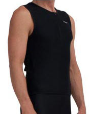 Zoot Men's TRIfit Mesh Top Black