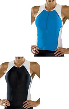 Zoot Womens ULTRA Tri Tank - Mermaid Blue