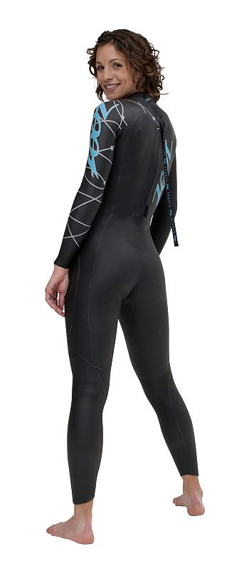 Zoot Fuzion Triathlon Women's Wetsuit VIDEO - ZS0WWS53