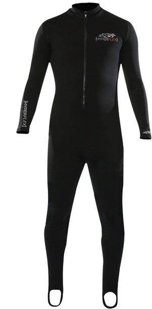 Hyperflex First Layer Polyolefin Thermal Skinsuit Unisex 50+ UV Protection
