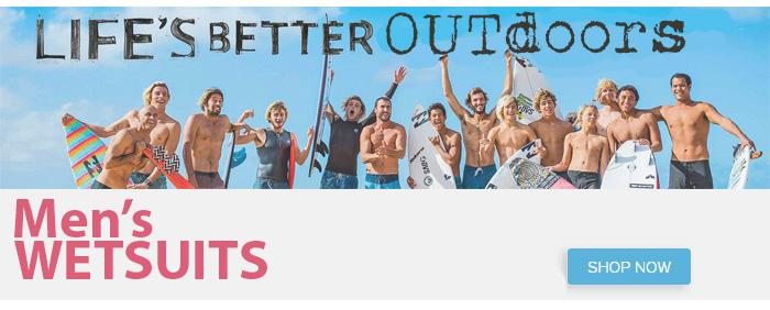 Men's Wetsuit Sale Pleasure Sports