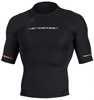 1.5mm Men's Henderson Thermoprene Pro Short Sleeve Neoprene Shirt - 250% Stretch -