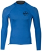 1.5mm Men's Hyperflex Pro Series Long Sleeve Top - Blue