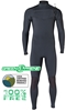 3/2mm Men's Hyperflex Greenprene Wetsuit - ECO Friendly - Chest Zip