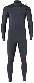 4/3mm Mens Hyperflex Greenprene Wetsuit - Chest Zip - ECO Friendly