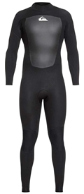 3/2mm Quiksilver Prologue Back Zip Wetsuit - LATEST MODEL