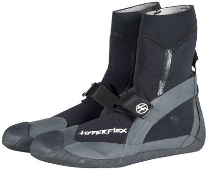 3mm Hyperflex Pro Series Boots - Round Toe Neoprene Boots