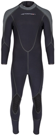 7mm Men's Henderson Aqualock Quik Dry Back Zip Wetsuit