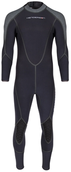 7mm Mens Henderson Aqualock Quik Dry Back Zip Wetsuit