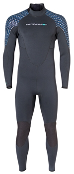 7mm Mens Henderson Greenprene Wetsuit - Eco Friendly - Back Zip