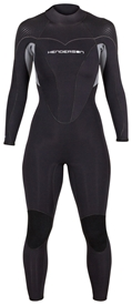 3mm Women's Thermoprene Pro Wetsuit Jumpsuit - PLUS SIZES