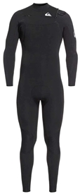3/2mm Men's Quiksilver Syncro Chest Zip GBS Wetsuit - LATEST MODEL