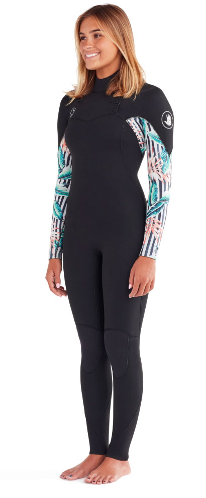 4/3mm Women's Body Glove Stellar Wetsuit