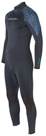 5mm Men's Henderson Greenprene Wetsuit - ECO Friendly - Back Zip