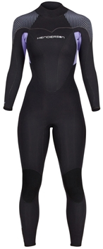 5mm Womens Henderson Thermoprene Pro Jumpsuit Wetsuit