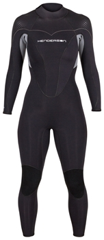 5mm Womens Henderson Thermoprene Pro Wetsuit  Jumpsuit - PLUS SIZES