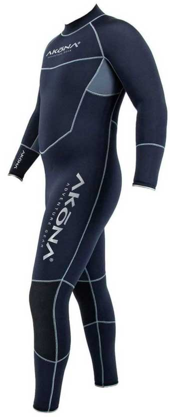 7mm Mens AKONA Quantum Stretch Wetsuit