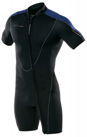 3mm Men's Henderson Thermoprene Front Zip Springsuit - Big & Tall Sizes Available