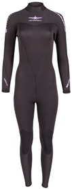 Custom Made 3mm Henderson Talon Women's Wetsuit - Plus Sizes Included