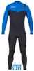 Hyperflex VYRL 4/3mm Junior Wetsuit Boys & Girls Blue -