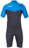 2.5mm Men's Hyperflex VYRL Wetsuit - Springsuit - Chest Zip