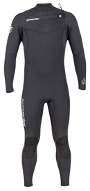 4/3mm Men's Hyperflex VYRL Wetsuit - Chest Zip