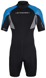 3mm Men's Henderson Thermoprene Pro Shorty Springsuit - PLUS SIZES