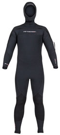 Henderson Thermoprene Pro 8/7mm Hooded Wetsuit  SEMI DRY