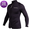 3mm NeoSport XSPAN Paddle Jacket - Unisex PLUS SIZES -