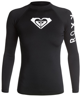 0cb4d6bebf95 ... Women's Rashguard 50+ UV Protection Black. CLEARANCE. 50+ Ultra Violet  Protection - American Skin Cancer Foundation Recommended & Best Seller