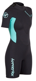 2.5mm Women's Hyperflex VYRL Back Zip Springsuit - Sealed
