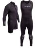 7mm Men's NeoSport 2 Piece Wetsuit Combo Long John and Jacket -