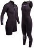 3mm Women's NeoSport 2 Piece Wetsuit Combo Jane and Jacket -
