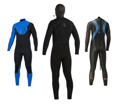 Intro to Selecting a Wetsuit